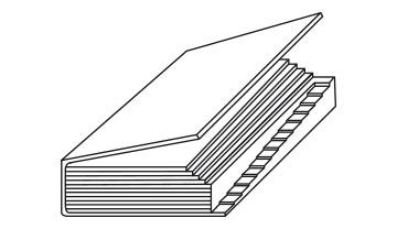 Encoches répertoire et escaliers